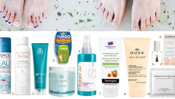 Sposoby na piękne stopy latem – poznaj tych 6 niezawodnych patentów