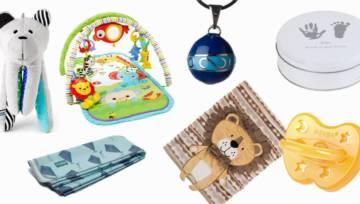 Najlepsze prezenty na baby shower – dla dzieci i ich mam!