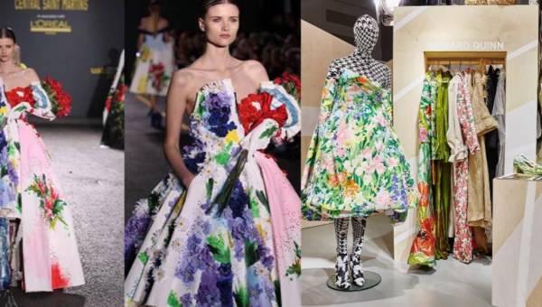 Richard Quinn Print Studio – unikatowe miejsce dla pasjonatów mody