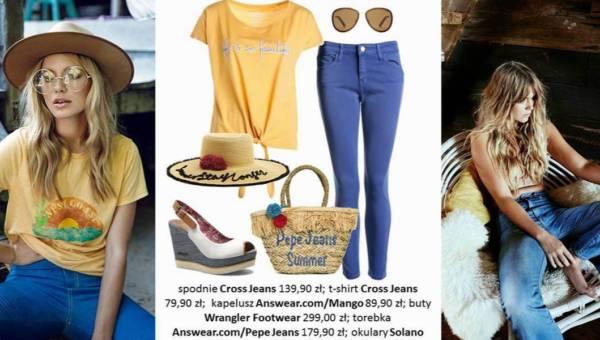 Czar kolorowych lat 70. – ubrania w stylu vintage znowu w modzie