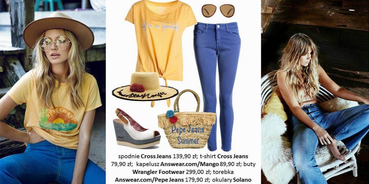 6874006123be2 Czar kolorowych lat 70. – ubrania w stylu vintage znowu w modzie -  KobietaMag.pl
