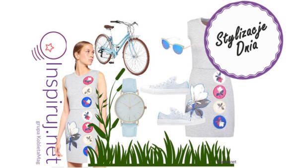 Stylizacje dnia z Inspiruj.net – Sportowe sukienki na weekend