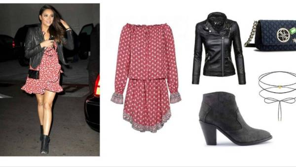 Shay Mitchell i jej styl