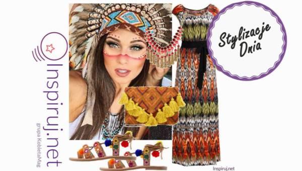 Pomysł na letnie stylizacje: Kowbojsko -indiański look