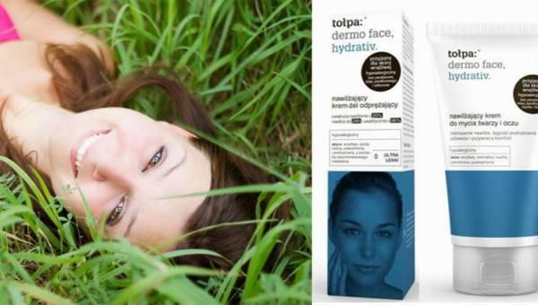 Nowości kosmetyczne marki tołpa: nawilżanie