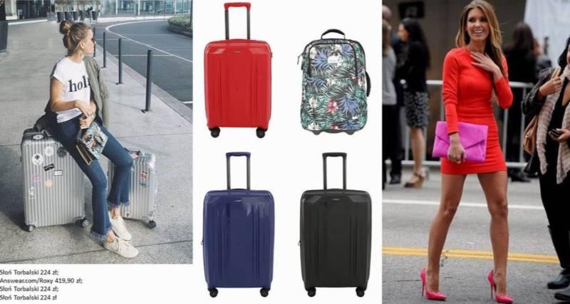 torby i walizki