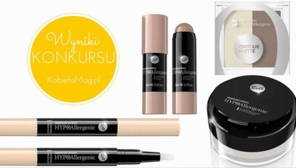 Wyniki konkursu: Modny makijaż na wiosnę z Bell Hypoallergenic. Odsłona nr 4 – Ponadczasowe trendy w makijażu