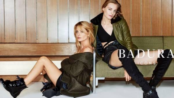 Badura: Aneta Kręglicka i Anna Jagodzińska w najnowszej kampanii marki