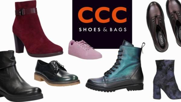 Buty CCC jesień 2017 – zobacz modele z nowej kolekcji!