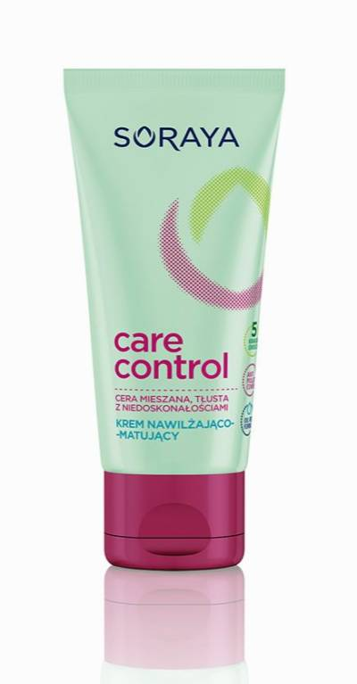 CARE CONTROL: kosmetyki SORAYA