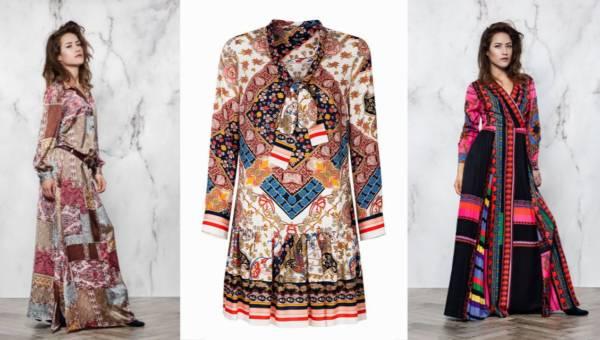 Moda na jesień 2017 – wypróbuj styl folk