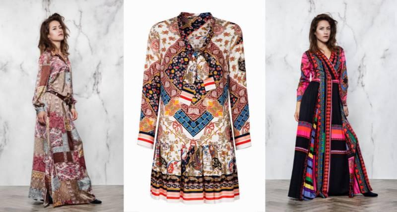 1e577ff8b5 Moda na jesień 2017 - wypróbuj styl folk - KobietaMag.pl