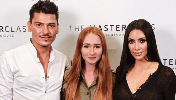 Polskie blogerki z Kim Kardashian na The Master Class