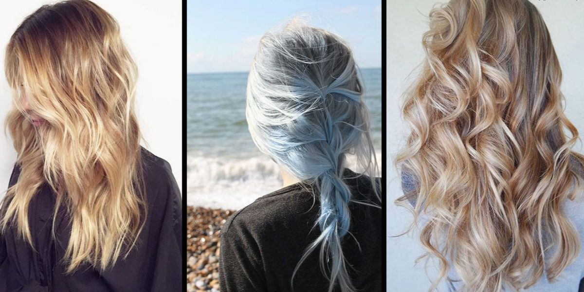 kolory włosów na koniec lata