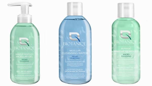 Nowość: kosmetyki Biotanique do oczyszczania twarzy