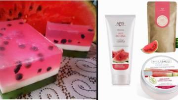 Kosmetyki z arbuzem – słodkie orzeźwienie na wakacje!