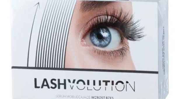 LashVolution, Serum przyspieszające wzrost rzęs