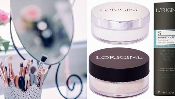 Letni makijaż mineralny z kosmetykami Lorigine