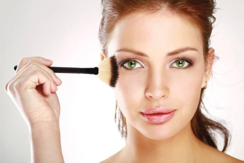 trwały make-up wieczorowy