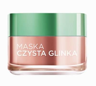 maski Czysta Glinka od L'Oréal Paris