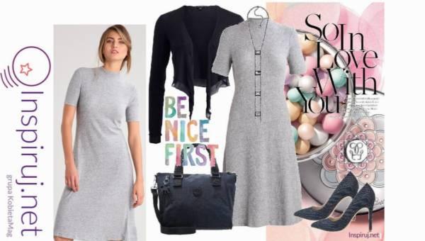 Stylizacje dnia z Inspiruj.net – Co kupić na wyprzedaży, aby być modną na jesień 2017?