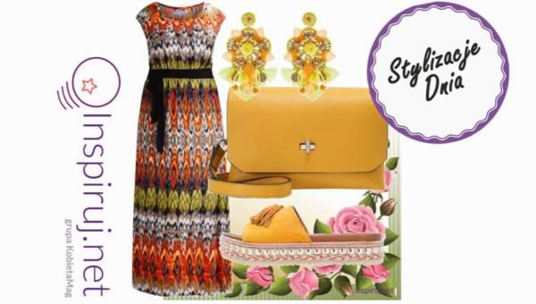 Pomysły na modne stylizacje – Słoneczne dodatki