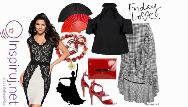 Jak się ubrać na wieczór? Zmysłowe tango czy ogniste flamenco?