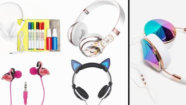 Oryginalne słuchawki, które pokochasz od pierwszego wejrzenia!