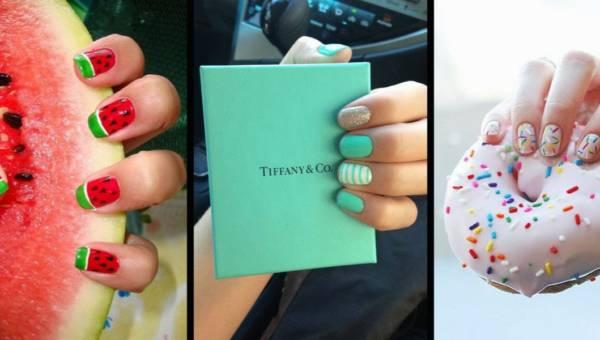 Nowa zabawa instagramowiczek: paznokcie w kolorze rzeczy – rzeczy w kolorze paznokci!