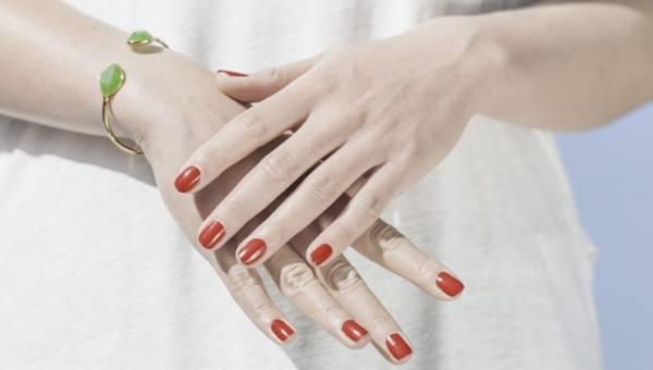 Plamki na paznokciach i inne zmiany płytki