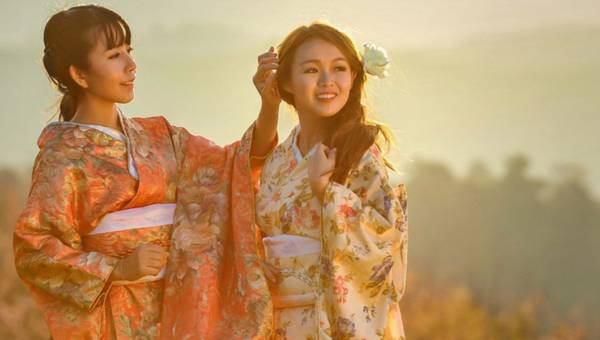 Tajemnica urody japońskich gejsz