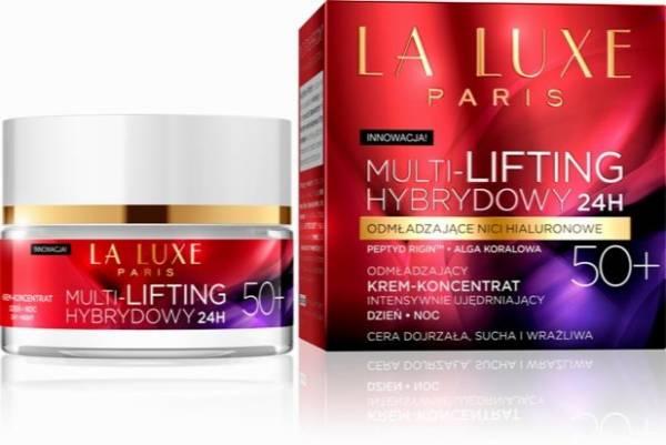 Kosmetyki LA LUXE – pielęgnacja cery dojrzałej