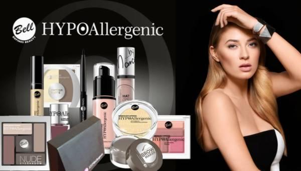 Konkurs: Wygraj duży kosmetyczny box BELL HYPOAllergenic do makijażu twarzy w stylu Marceliny Zawadzkiej