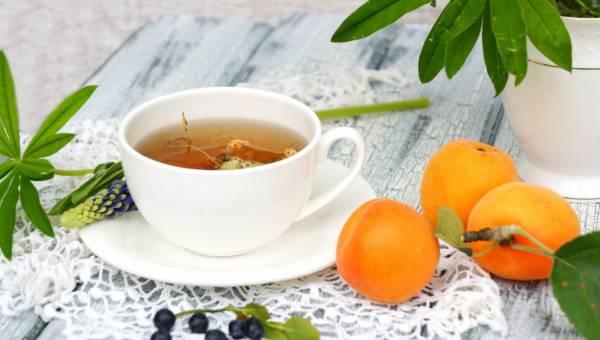 Przepis na herbaciane morelowe love na chłodne wieczory