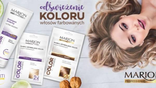 Color Esperto od Marion – pielęgnacja włosów farbowanych