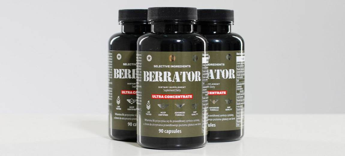 Szybsze i znacznie łatwiejsze spalanie tłuszczu ze spalaczem Berrator