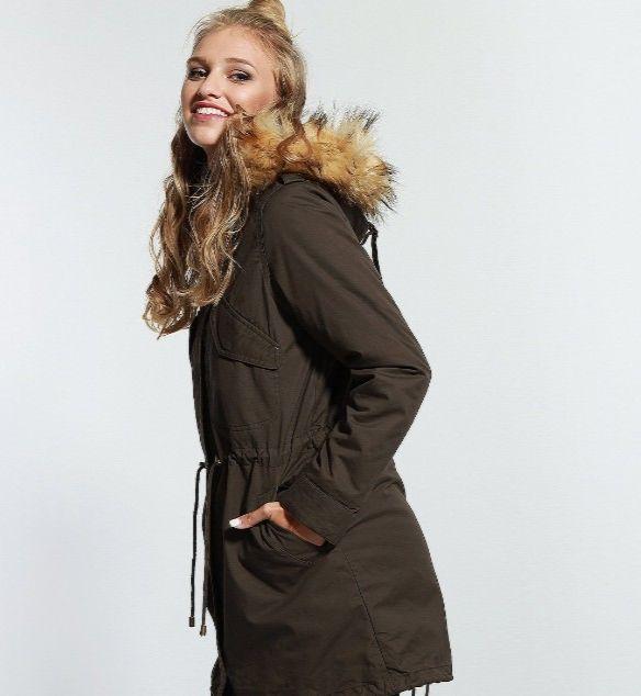 kurtki i płaszcze na jesień od diverse - zdjęcie 6
