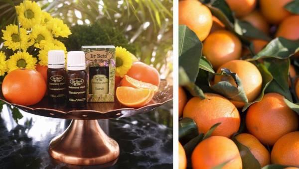 Eteryczny olejek mandarynkowy – sposób na ukojenie i relaks