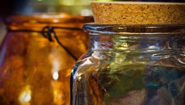 DIY: ozdobna lampa oliwna, która naprawdę pachnie jesienią!