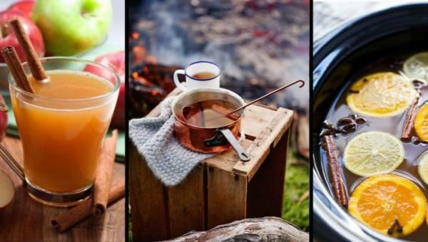 Gorące drinki na jesienne dni – poznaj przepisy na aromatyczne cydry!