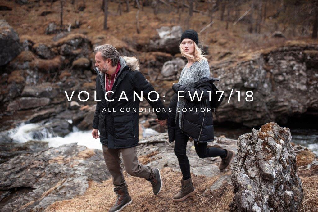 volcano - fw 17/18 grafika