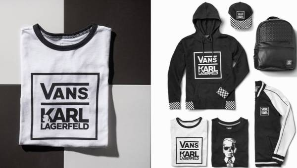 Karl Lagerfeld i Vans – kolekcja z paryskim szykiem