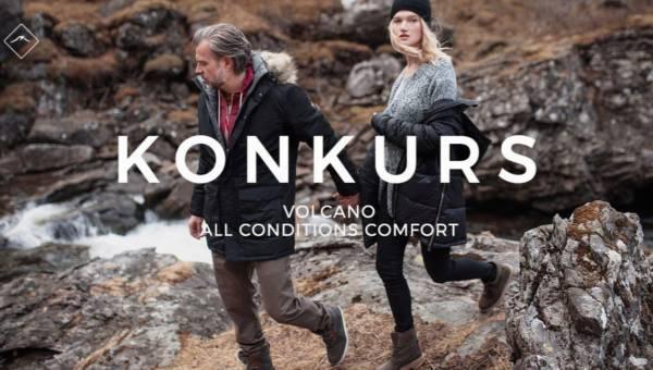 """Konkurs: VOLCANO – """"All Conditions Comfort"""" – wygraj wspaniałą kurtkę"""