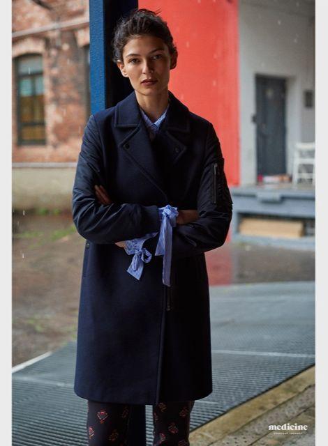 kurtki i płaszcze na jesień od medicine - zdjęcie 8