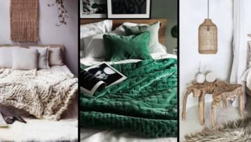 Modna sypialnia na jesień 2017 – sprawdź, jak ją urządzić!
