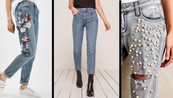 Modne jeansy jesień 2017 – poznaj 6 najbardziej topowych modeli