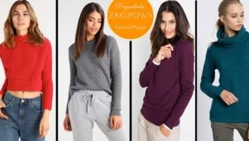 Przewodnik zakupowy: modne swetry na jesień 2017 w kolorach Pantone!