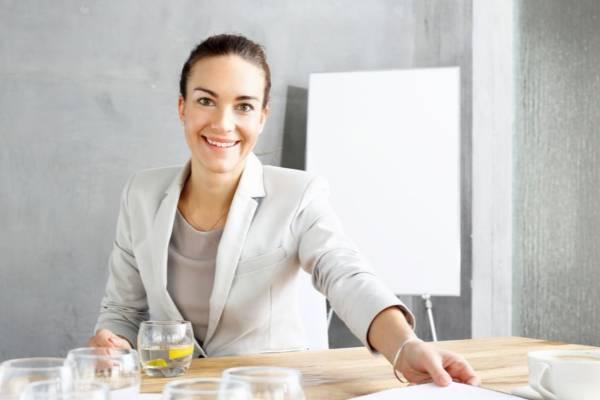 osoba rekrutacyjna - rozmowa o pracę