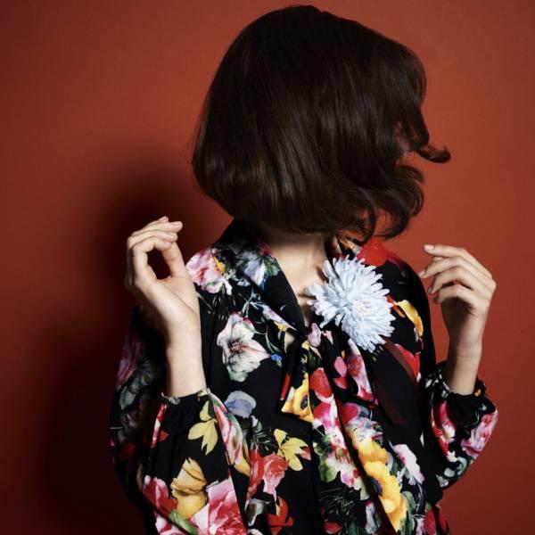 kwiecista, modna stylówka - zdjęcie 4