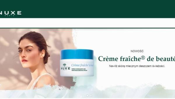 Nowość! Nuxe Crème fraîche de beauté – seria kosmetyków nawilżających
